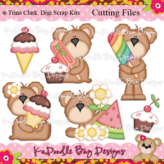 Yummy Treat Bears
