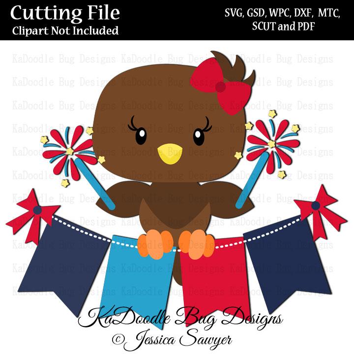 JS Sparkler Eagle SVG CUT FILE PAPER PEICING CLIPART DIGITAL