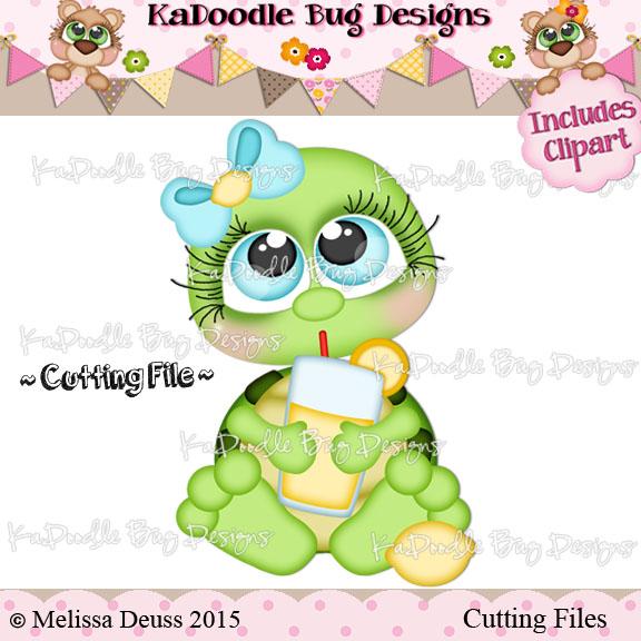 Home :: *Cutie KaToodles :: Cutie KaToodles - Lemonade Turtle