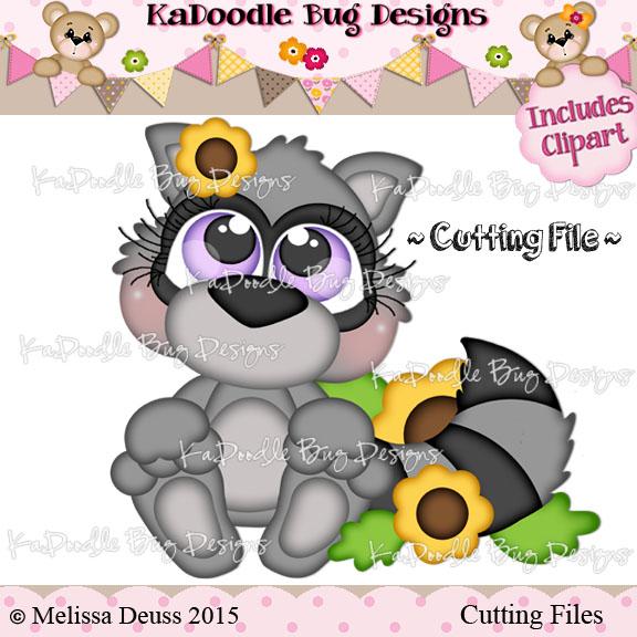 Home :: *Cutie KaToodles :: Cutie KaToodles - Raccoon