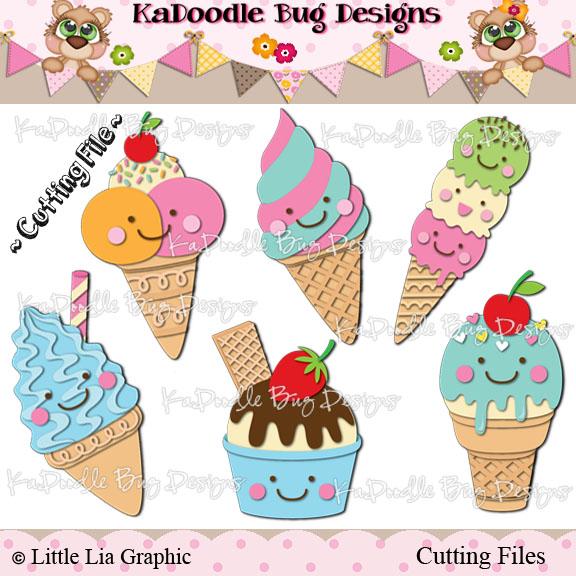Ice Cream Cuties - Click Image to Close