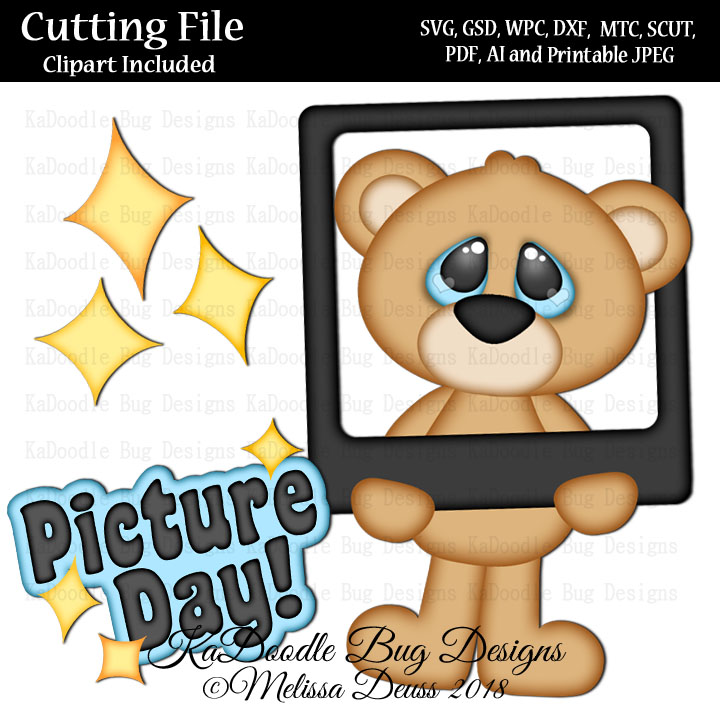 Picture Day Bear